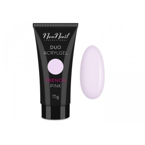 Акрил гель DUO NeoNail French Pink 15 гр.